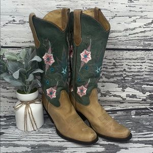 Sonora by Double H Boots - Size 7.5